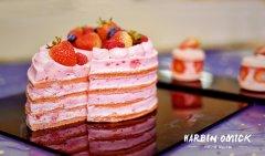 到哪里学做蛋糕最好?哈尔滨欧米